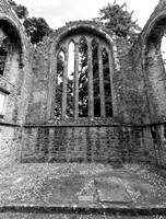 Inchmahome Priory BW