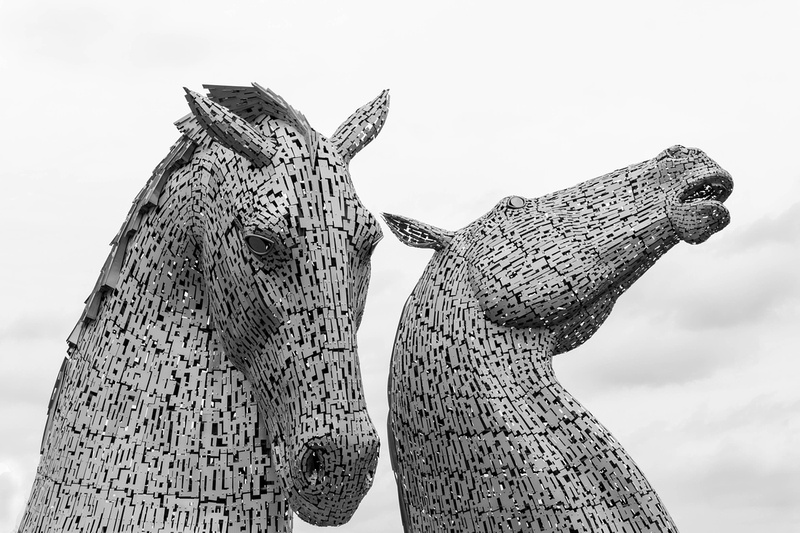 Scottish Kelpies